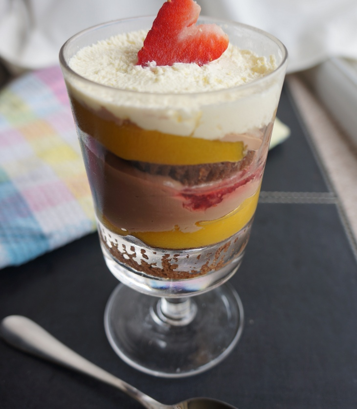 Gluten Free Chocolate Trifle