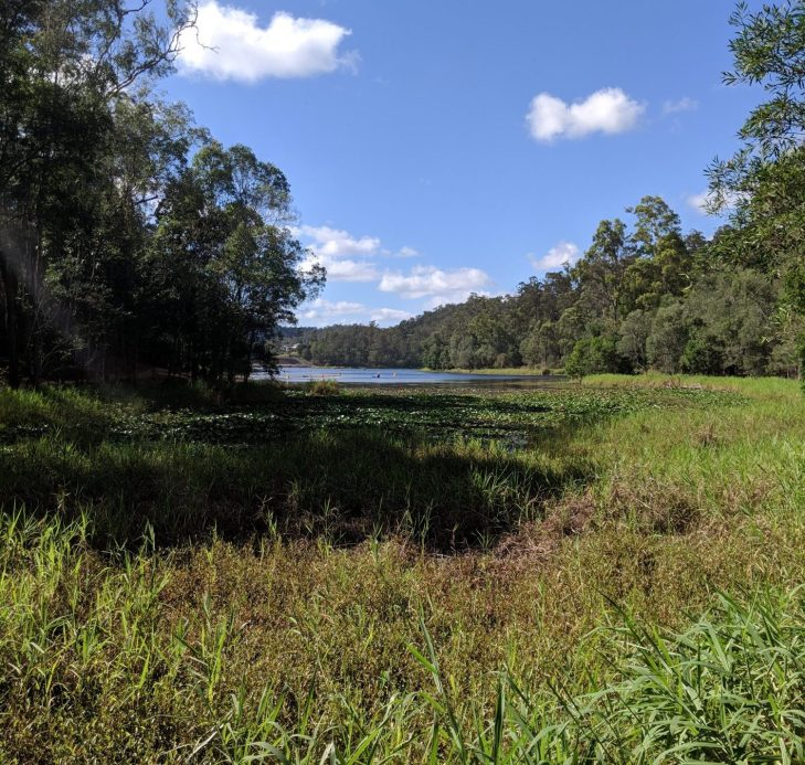 Enoggera_Dam_Reservoir_Lake