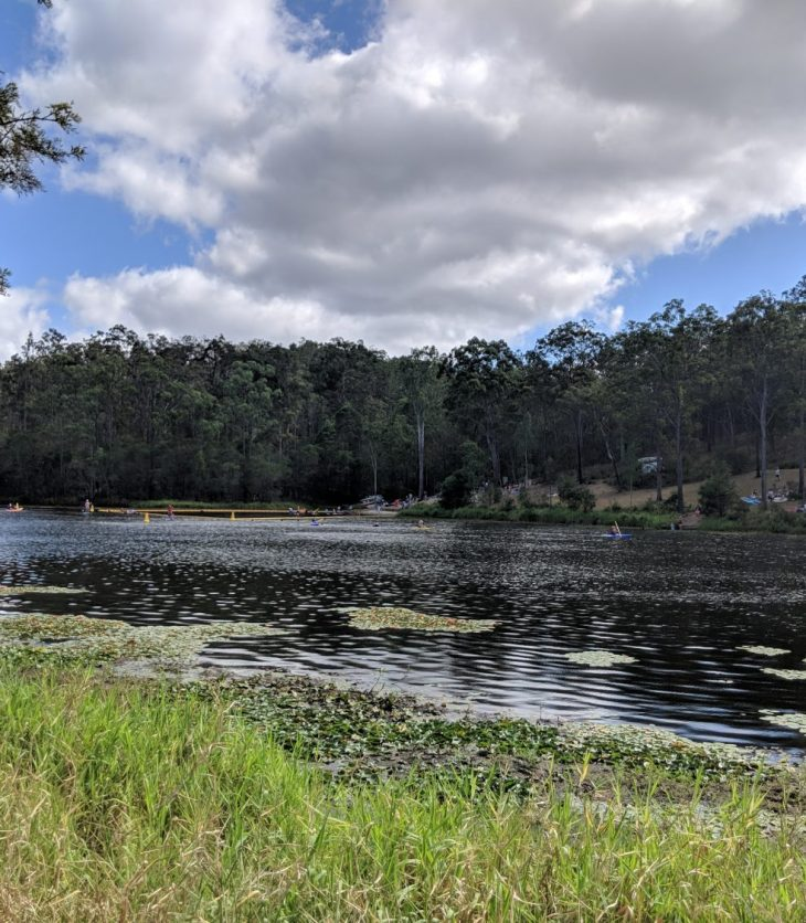 Enoggera_Dam_Reservoir_Boats